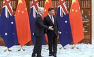 Are China and Australia at a Breaking Point?
