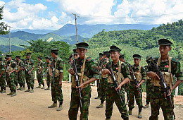 Myanmar's Fighting Season in Kachin