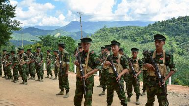 The 'Resource War' in Kachin State