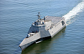 US Navy Commissions Littoral Combat Ship