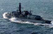 The British Royal Navy Will Send a Frigate to the South China Sea