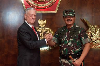 Deepening the US-Indonesian Strategic Partnership