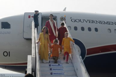 Explaining Canadian PM Justin Trudeau's Chilly Reception in India