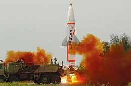 India Tests 4th Nuclear-Capable Ballistic Missile This Month