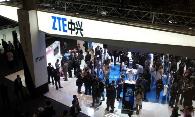 China's National Media Places Rare Blame on ZTE