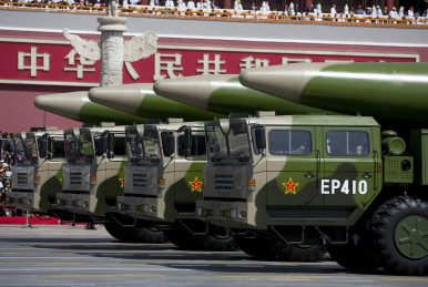 China Won't Join the INF Treaty—But Can It Forever Dodge Arms Control?
