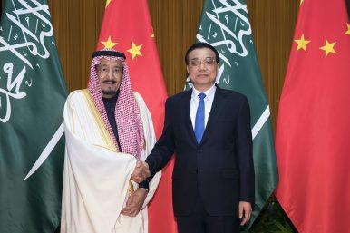 The Risks of the China-Saudi Arabia Partnership