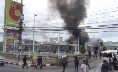 The Slow Burning Insurgency in Thailand's Deep South