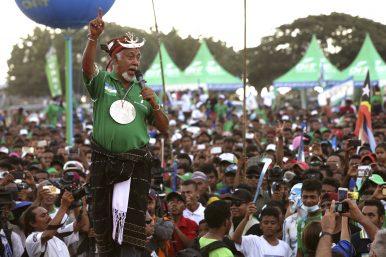 Timor-Leste's Personality Politics