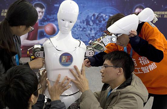 China's AI Agenda Advances | The Diplomat