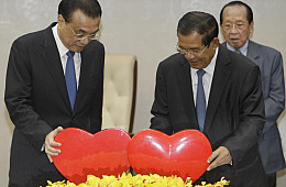What Does Chinese Investment Mean for Cambodia?