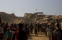 The Rohingya in Bangladesh: Living in Limbo