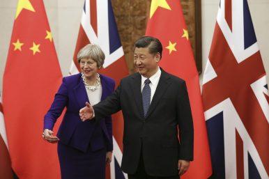 Macron and May: A Tale of 2 China Visits