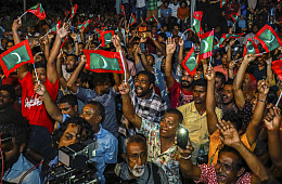 India's Maldives Headache