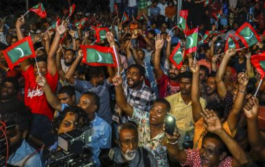 India and the Maldives Emergency