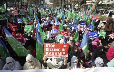Trump, Pakistan, and Kashmir