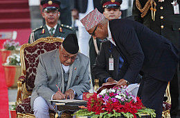 Nepal Has a New Prime Minister. Now Comes the Hard Part.