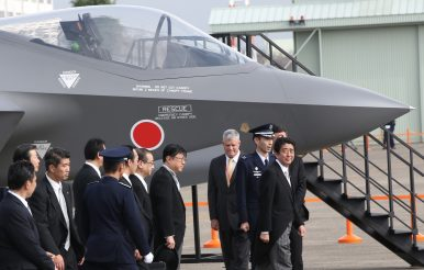 Japan to Procure 25 More F-35A Stealth Fighters