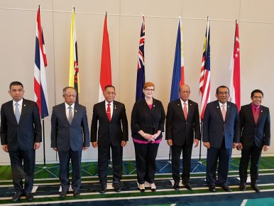 What's Next for the New ASEAN-Australia Defense Meeting?