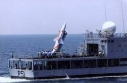 India Successfully Test-Fires Nuclear-Capable Ship-Launched Ballistic Missile