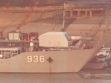 Is the Chinese Navy Further Along With a Rail Gun Than Previously Thought?