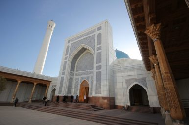 Deradicalization in Uzbekistan: It's About the Economy