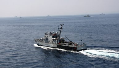 The Real Significance of India's MILAN Navy Exercise