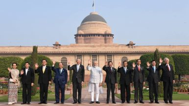 India's Role and China's Roads in the Indo-Pacific