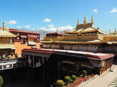 Is China Hiding Information About Tibet's Jokhang Temple Fire?