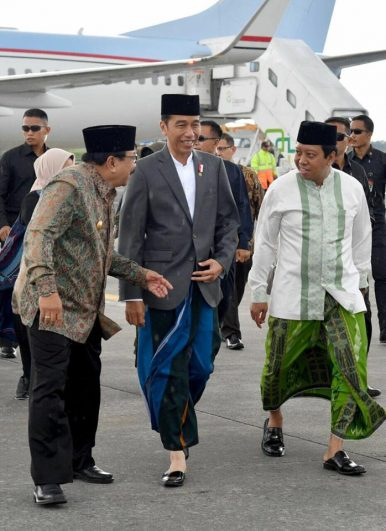 Indonesian President Visits South Asia, Boosting His Image at Home and Abroad
