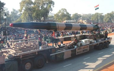 India Tests Nuclear Capable Short-Range Ballistic Missile