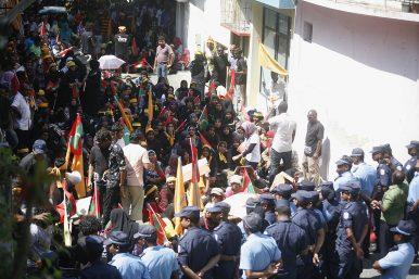 Democracy on the Brink in Maldives
