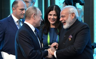 What's Next for the India-Russia Strategic Partnership?