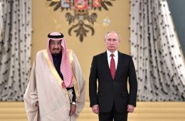 Shale to the Chief: Russia and Saudi Arabia's Great Oil Game