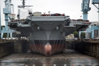 The US Navy's New 30-Year Plan Grows its Fleet Realistically, but Slowly
