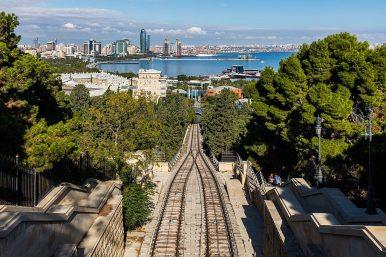 China to Europe By Way of Azerbaijan's Trans-Caspian Gateway