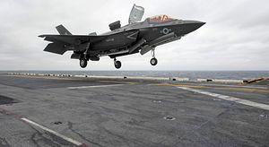F-35B Stealth Fighter Deploys For 1st Time Aboard U.S. Navy Ship in Indo-Pacific