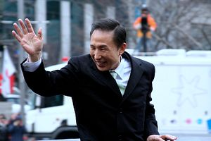 The Impact of Lee Myung-bak's Alleged Corruption on South Korea's Security