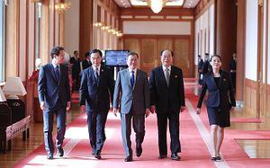 North Korea Summit Diplomacy Should Lead to 4 Party Talks