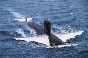 Turkey to Upgrade Pakistan Navy Attack Sub