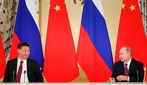 Russia's Unhappy Energy Marriage with China