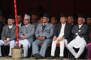 Nepal's Leadership in Transition