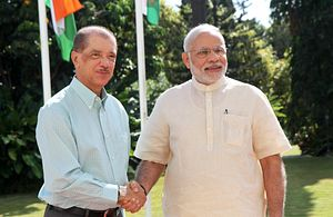 The Trouble with India's Indian Ocean Diplomacy