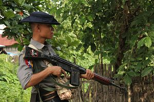 What Does Myanmar's New Arakan Army Terrorist Designation Mean for the Country's Security?