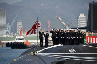 Japan Commissions One of the World's Most Advanced Attack Subs