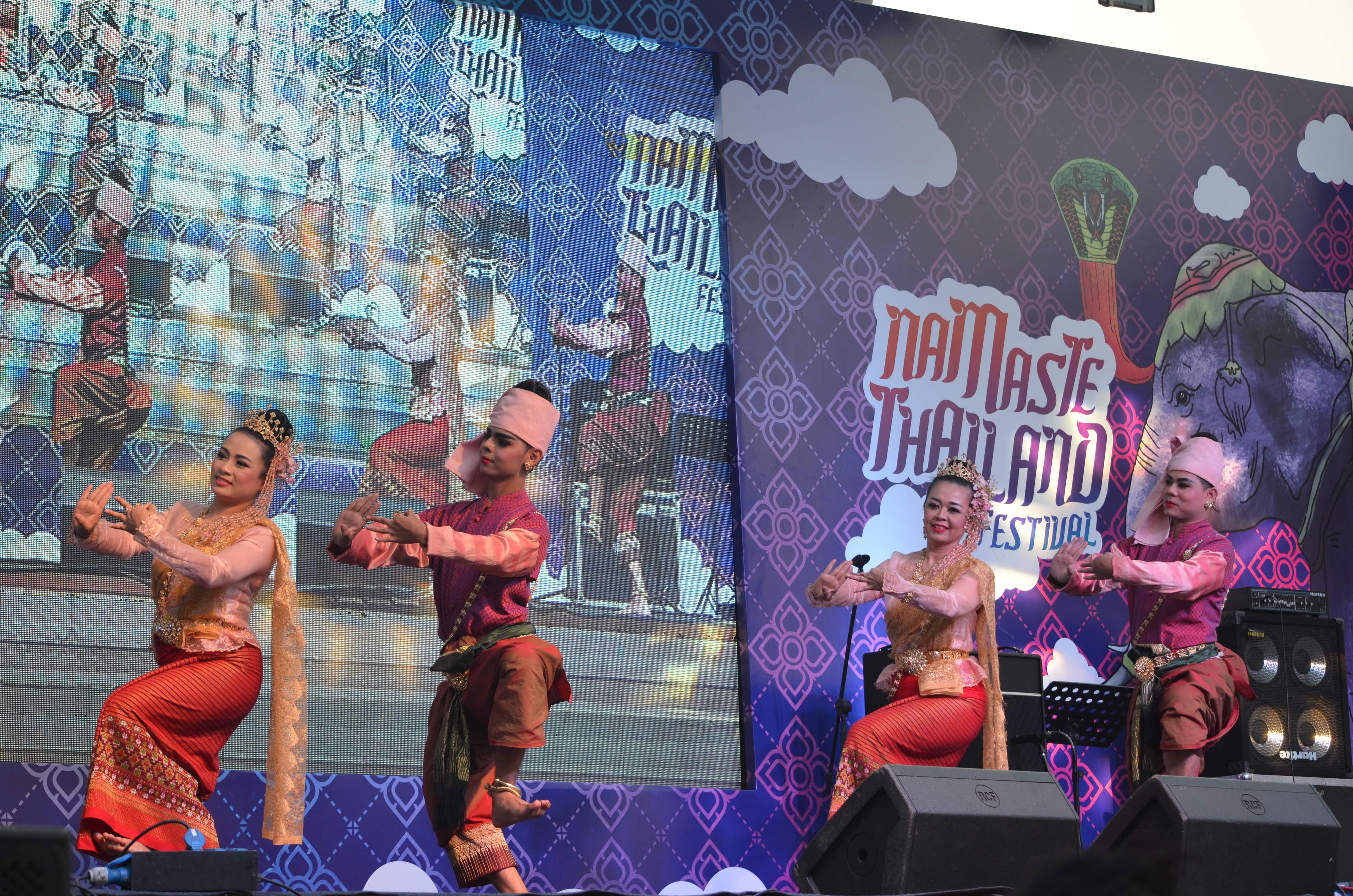 Namaste Thailand