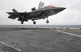 Will the US Send a F-35-Carrying Amphibious Assault Ship to Korea for War Games?
