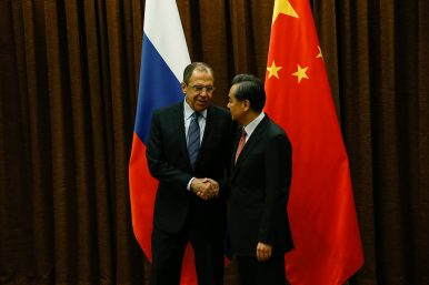 Chinese Foreign Minister's Russia Visit Postponed Amid Nerve Agent Accusations