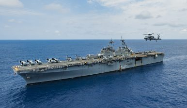 Coming to Foal Eagle 2018: US Marine Corps' Wasp Expeditionary Strike Group