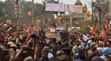 India's Latest By-Elections Deal Modi a Rare Blow